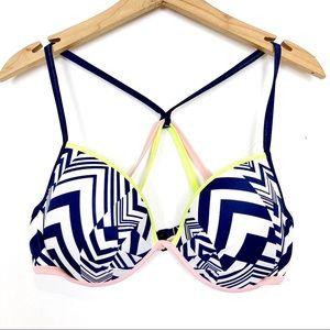 Victoria's Secret swim suit bikini bra top 36D